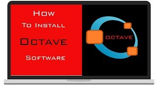 How to install octave software