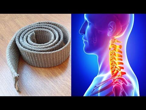 Лечение остеохондроза шейного отдела в домашних условиях видео