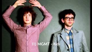 Best 20 Indie/Alternative songs