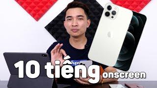 Đánh giá PIN iPhone 12 Pro Max - Hơn 10 tiếng Onscreen!