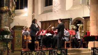 Adagio - W.A. Mozart - 2. Satz aus Klarinettenkonzert A-Dur KV 622 - Klarinette: Susanne Willmann