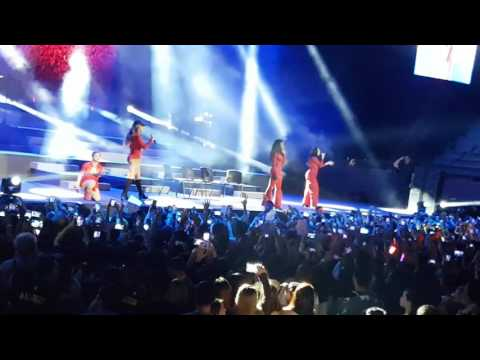 Fifth Harmony - Squeeze (live in Manila)