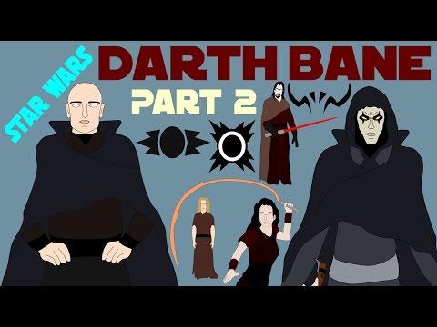 Star Wars Legends: Darth Bane (Part 2 - Old EU)