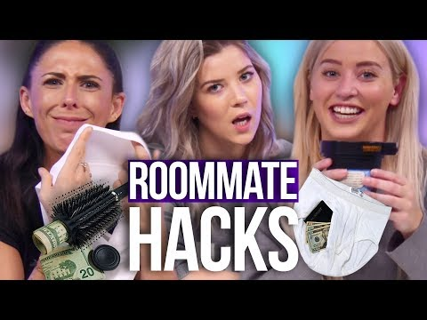 7 Ways to STOP Roommates From STEALING Your Stuff (Beauty Break)