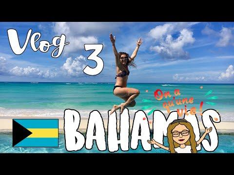 BAHAMAS 🇧🇸 , #VLOG 3, Poolparty dans une villa avec plage privée thumbnail