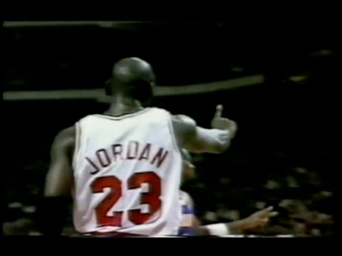 Michael Jordan Defense Highlights vs Big Men