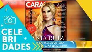 """Tania Ruiz habló sobre su """"relación"""" con Peña Nieto   Un Nuevo Día   Telemundo"""