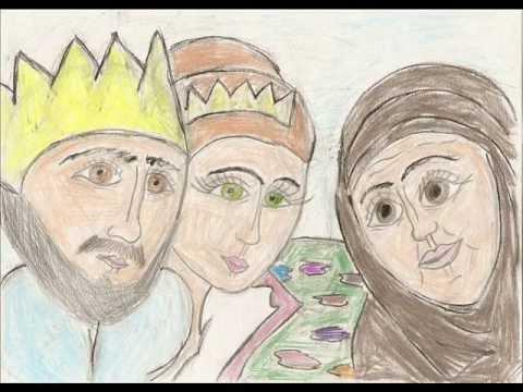 Картинки к сказке три слезинки королевы