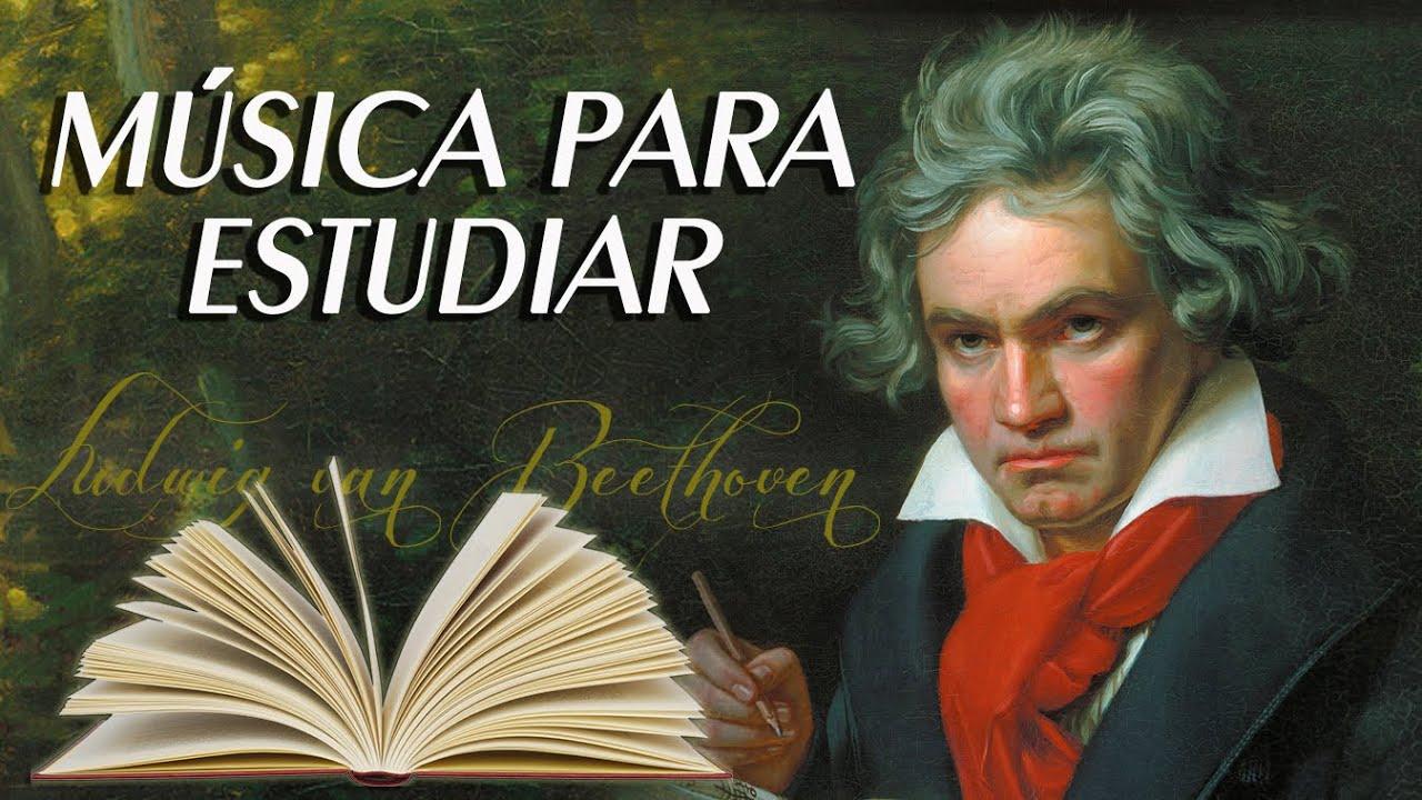 Beethoven para estudiar vol 2 m sica cl sica relajante for Musica clasica para trabajar en oficina