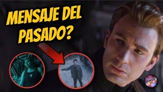 SCOTT LANG viaja al PASADO? QUIÉN salvará a TONY STARK? SECRETOS del teaser de AVENGERS ENDGAME!