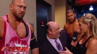 vuclip Paul Heyman makes an explosive prediction for Hell in a Cell: Raw, Oct. 21`, 2013