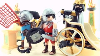 Playmobil Gladiator Arena 6868 - Playmobil History Gladiator fight - Playmobil Speed Build