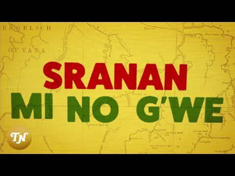 Kenny B - Sranan Mi No Gwe (lyric video)