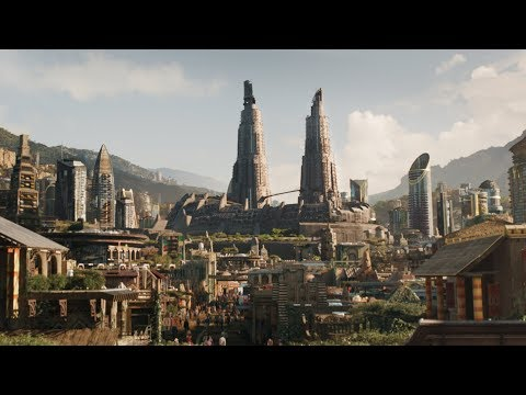 Black Panther (2018) - Come to Wakanda - After