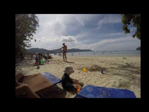 Thailand/Phuket 2017 January, Karon Beach, Kata Beach, Peach Blossom Resort Hotell