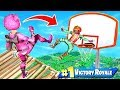 *DEADLY* HUMAN BASKETBALL Gamemode in Fortnite Battle Royale!