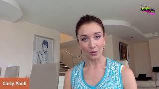 Una chiacchierata con Carly Paoli