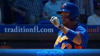 Michael Cuddyer talks Mets Opening Day