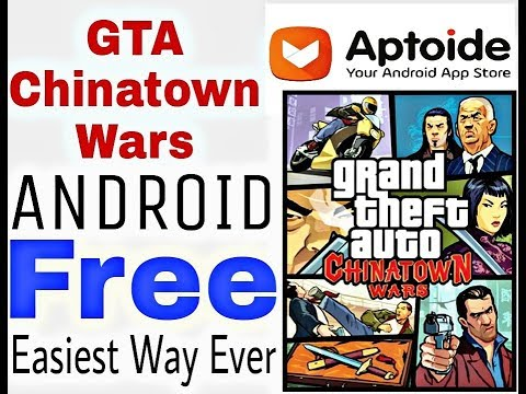 [ANDROID] How To Download GTA Chinatown Wars For Free [2017]