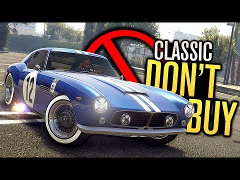 DON'T BUY THIS CLASSIC SPORTS CAR | Grotti GT500 | GTA V (Online)