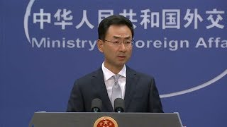 China welcomes contact and dialogue between the DPRK and the ROK