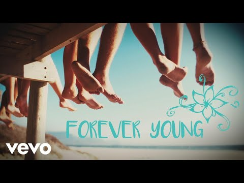 Marlisa - Forever Young (Lyric Video)