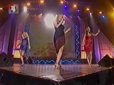 Блестящие - А я все летала (Live 2003)