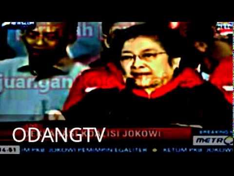 Jokowi Hatta Itu Sih Terserah Bu Mega HEBOH ARTINYA