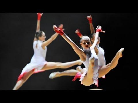 Rhythmic Worlds 2011 Montpellier - Gala - We are Gymnastics!