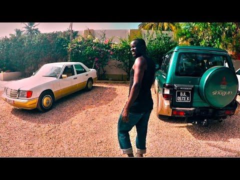 Как продать и купить Машину в Африке? ГАМБИЯ. Пытаемся продать Мерседес W124. АФРИКА #5