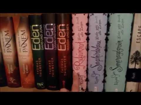 [Mein Bücherregal] Bücherregaltour #3
