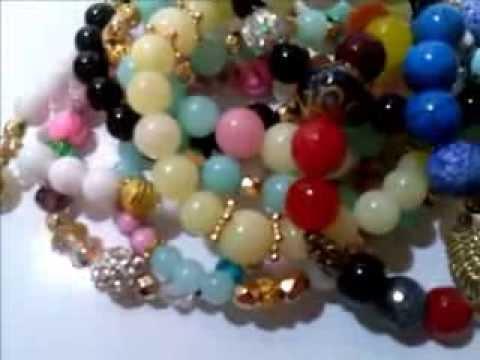 Style Lady браслеты из натуральных камней ручной работы!