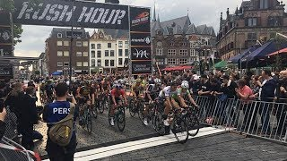 LIVE: Kidsronde Rush Hour Nijmegen bij Omroep Gelderland