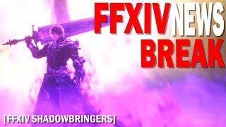 FFXIV Automatic Demolition & Updated Fan Fest 2019 Stage Schedule | News Break