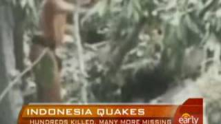 Second Quake Hits Indonesia