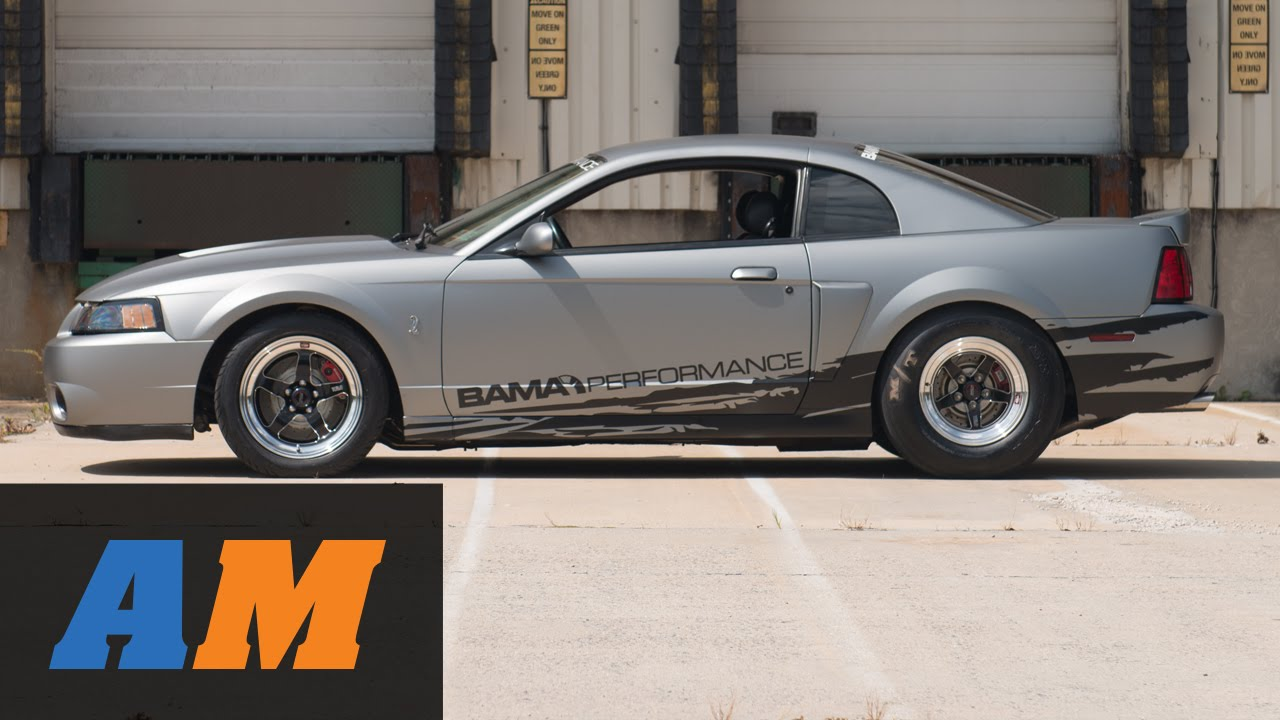 Stage 2 Bama Performance Tune 2003 Cobra Mustang Goes 11 4 At The