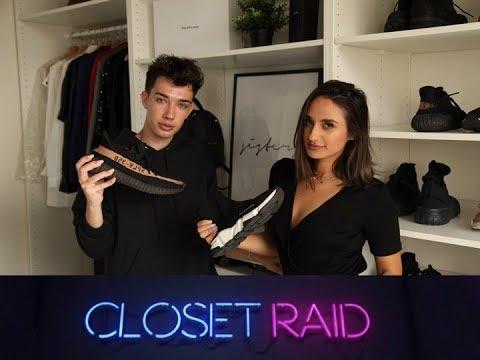 James Charles - Closet Raid thumbnail