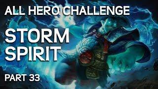 Bütün Kahramanlarla Mücadele Challenge Part # 33 - Storm Gameplay.