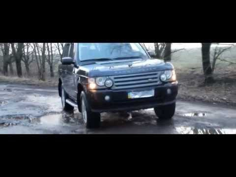 АвтоGuide: Range Rover Vogue 2007. Тест-драйв.