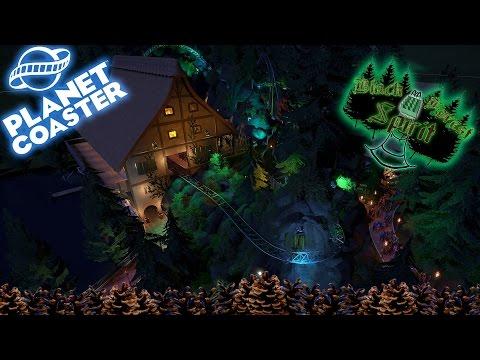 Black Forest Spirit [Coaster] - Planet Coaster Alpha 3
