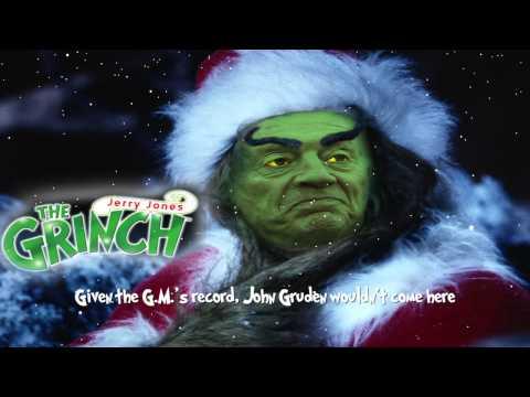 Jerry Jones Youre a Grinch
