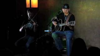 Stoney LaRue, Acoustic - Empty Glass, High Quality