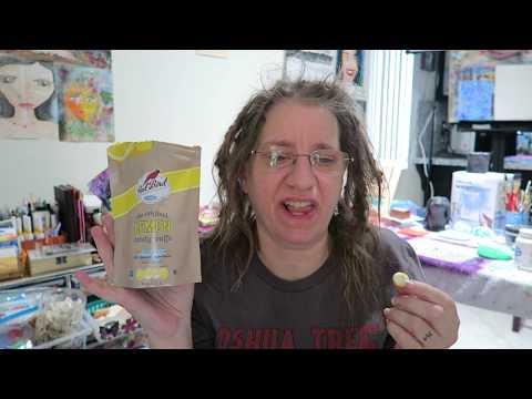 Red Bird Lemon Candy Puffs Review