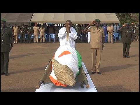Niger pays tribute to victims of Al-Qaeda attack
