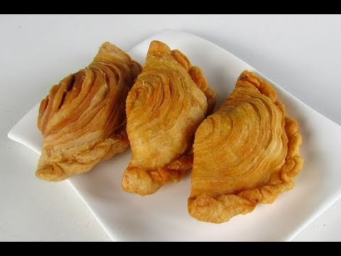 Chicken Curry Puff - Savory Recipe #51