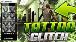 *NEW* TATTOO GLITCH NBA 2K20! HOW TO GET FREE UNLIMITED TATTOOS IN 2K20!