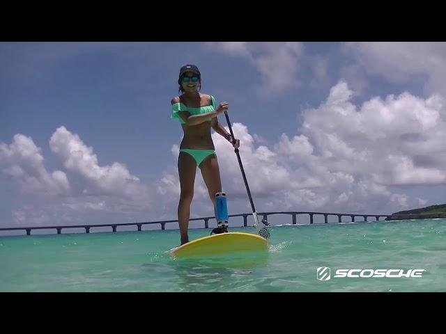 スコーシュ/Scosche Bluetooth防水スピーカーのイメージ広告用動画第2弾・宮古島バージョン|イマジン動画制作編集室