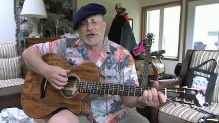 790 - Venus In Blue Jeans - Jimmy Clanton - acoustic cover by George Possley