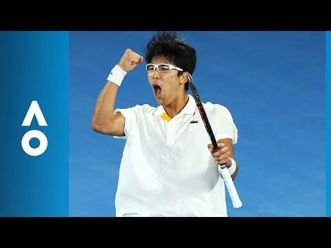 Novak Djokovic v Hyeon Chung m chung