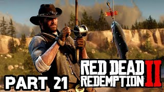 Red Dead Redemption 2: part 21 - This condition is just getting worse [Random Games Weekend]